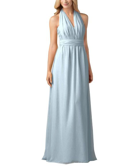 15 best Brittany\'s Light Blue Bridesmaid Dresses images on Pinterest ...