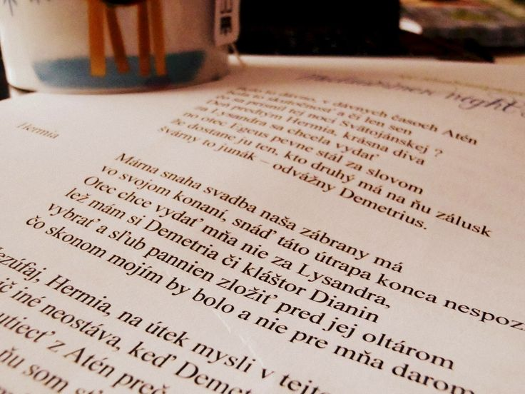 learning Shakespeare and his Midsummer night´s dream