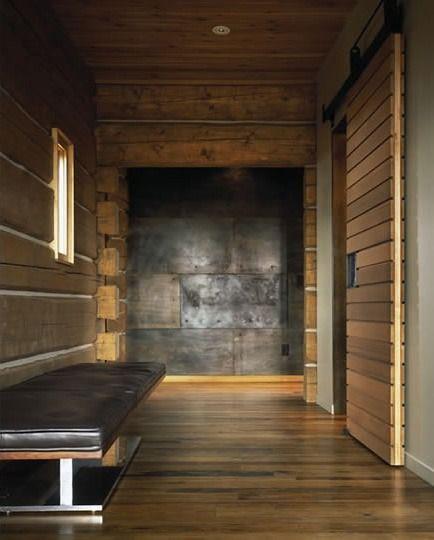 Foyer Interior Kit : New fork social club residence by carney logan burke