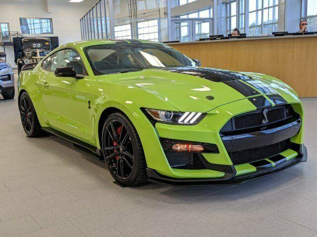2020 Ford Mustang Shelby Gt500 2020 Ford Mustang Shelby Gt500 Lime 5 2l Supercharger Carbon Fiber Ha Ford Mustang Shelby Gt500 Ford Mustang Shelby Shelby Gt500