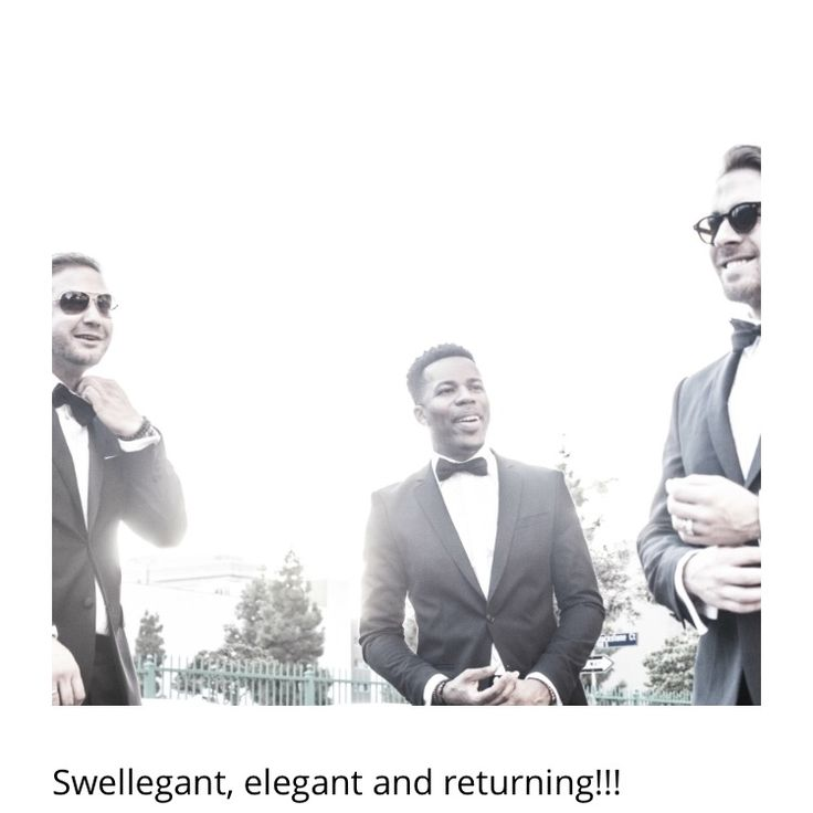 """Swellegent, elegant & returning in 2017 