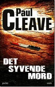 Det 7. mord af Paul Cleave, ISBN 9788776772963