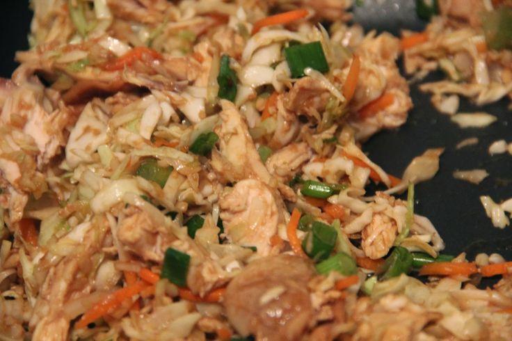 chicken sausage mu shu chicken recipes dishmaps mu shu chicken ...