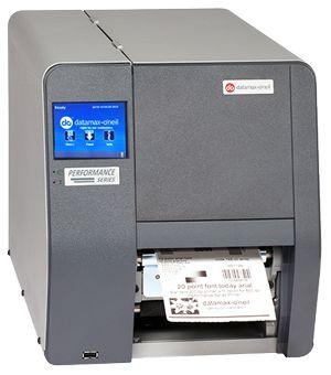 Datamax-O'Neil Performance (p1115, p1115s, p1125, p1725) - seria drukarek etykiet gwarantująca wysoką jakość wydruku, łatwą obsługę dzięki kolorowemu ekranowi dotykowemu oraz wsparcie dla języka PCL