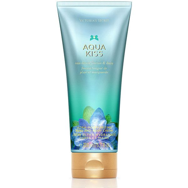 A sexy, cool fragrance. Dive into Aqua Kiss, a cool splash of rain-kissed freesia and fresh daisy. Intensive formula is fortified with replenishing avocado and...