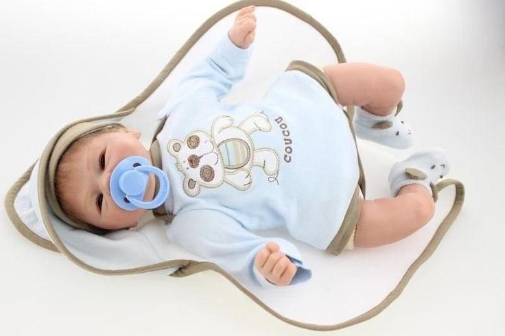 Bebê Reborn Jean - Comprar em Meu Sonho Boneca Reborn