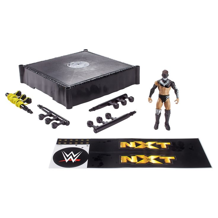 Wwe Nxt Takeover Ring Playset
