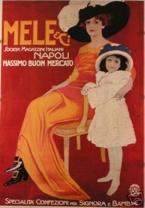 Specialità confezioni - Marcello Dudovich