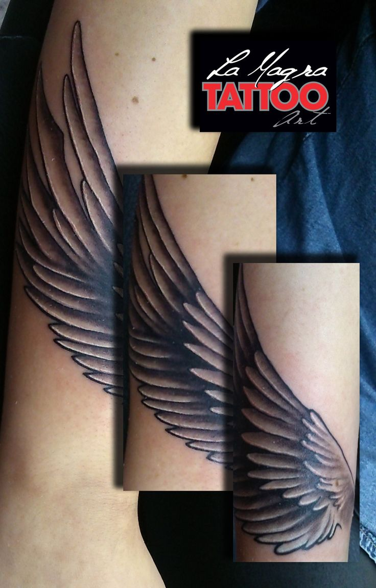 #wing #tattoo