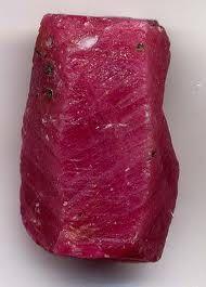batu merah delima asli
