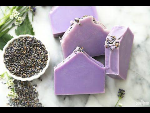 De Provence in huis met zelfgemaakte lavendelzeep - Libelle