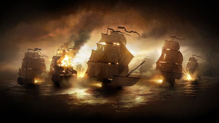 ships battles Total War vehicles Empire: Total War sea - Wallpaper (#609996) / Wallbase.cc