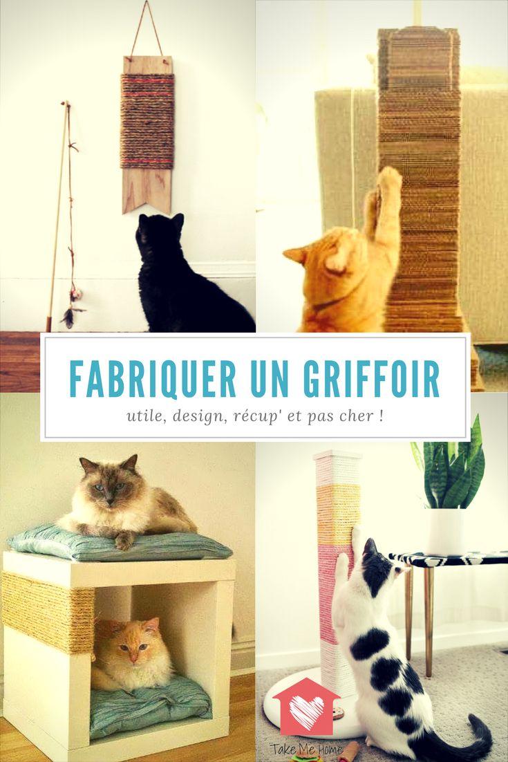 les 201 meilleures images du tableau fabriquer cr er pour les animaux diy pets sur pinterest. Black Bedroom Furniture Sets. Home Design Ideas