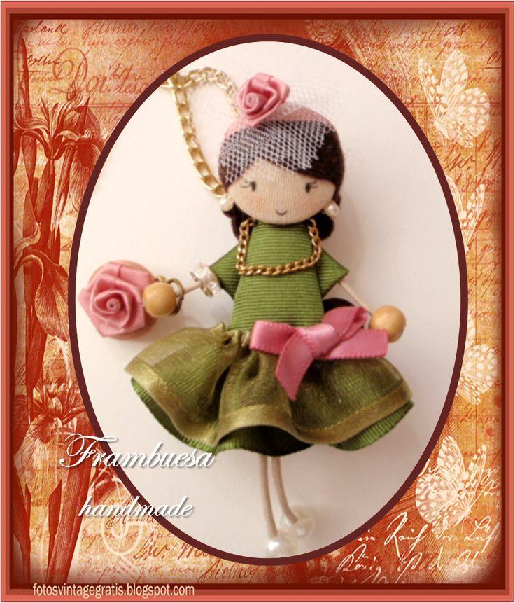 мини-кукла