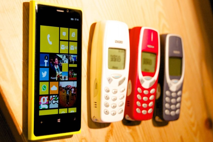 Кажется, как раз этого цвета всегда было не так уж много #Nokia #Lumia #920