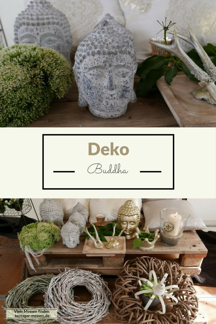 Die besten 25+ Buddha deko Ideen auf Pinterest | Betonlampe selber ...