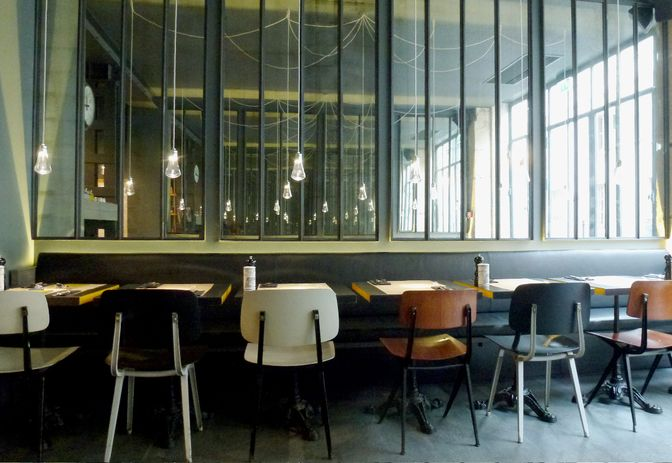 Restaurant Marcel, 15, rue de Babylone Paris 75007. Envie : Café / Coffee Shop, Américain. Les plus : Ouvert le dimanche, Ouvert le lundi, Take-awa...