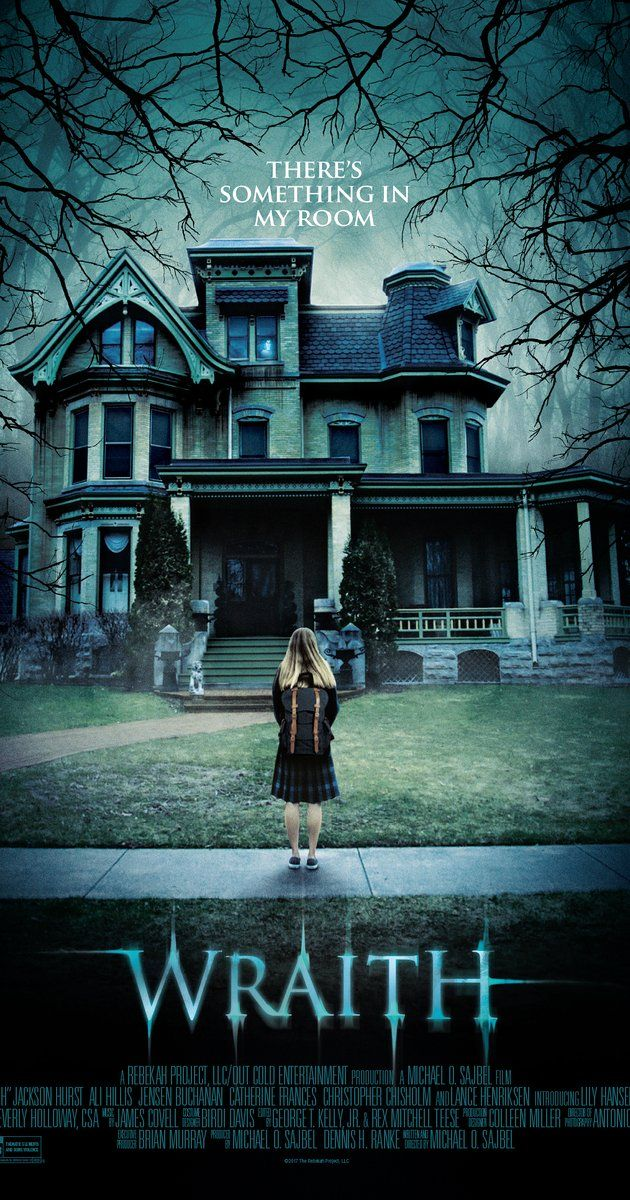Filmed in and around Neenah, WI; opens 4-8-2017. Directed by Michael O. Sajbel.  With Jackson Hurst, Ali Hillis, Lance Henriksen, Jensen Buchanan. After living in an old mansion for almost 10 years a family suddenly discovers a ghost-like presence trying to communicate with them. A super-natural thriller.