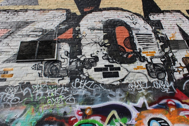 Grafitti @ Röda sten, Gothenburg