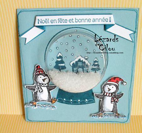 CARTE NOEL 2011 N°9 BLOG