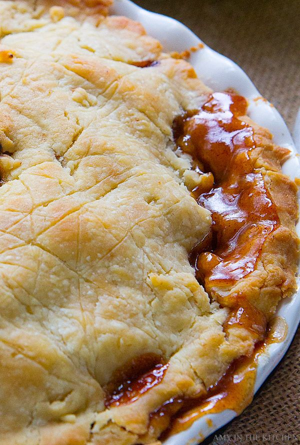Who doesn't like a good fruit pie? You would never know this apple pie is gluten free. It's an easy recipe that's also dairy free.