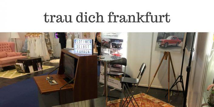 Trau Dich Hochzeitsmesse Frankfurt