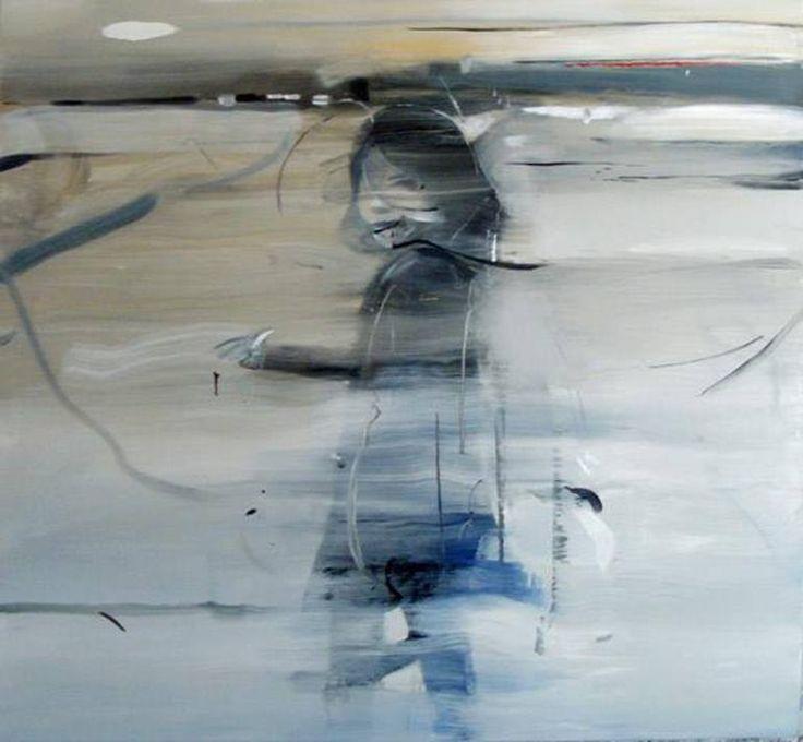 "Saatchi Art Artist Mikołaj Obrycki; Painting, ""Girl"" #art"