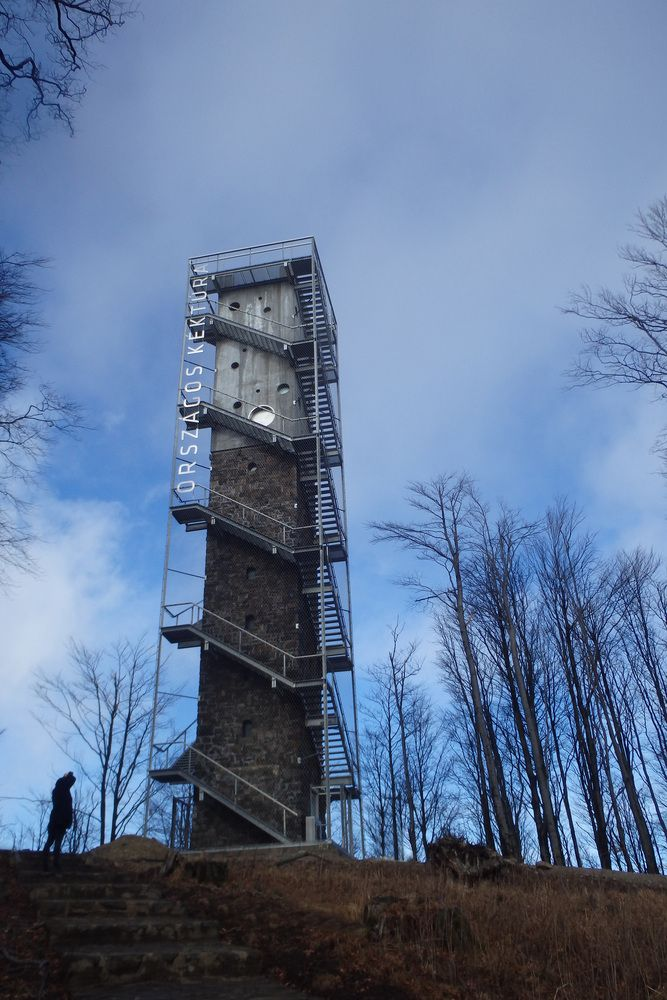 Gallery of Lookout Tower at Galyateto / Nartarchitects - 3