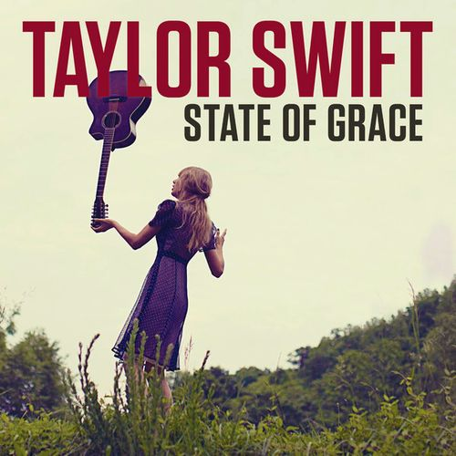 Taylor Swift: State of grace (Cd Single) - 2012