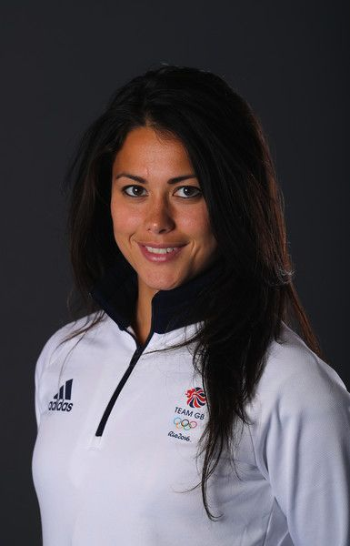 Sam Quek Photos - A portrait of Sam Quek a member of the Great Britain Olympic…