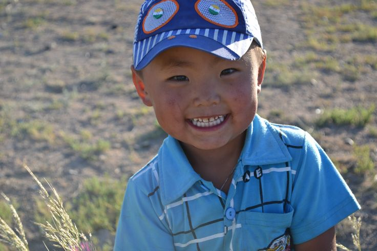 Cheeky! He has certainly been up to some mischief! Central Mongolia