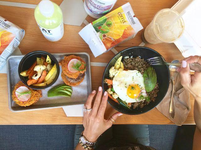 The Enchanted Cook: Bulletproof Coffee Shop and Cafe, Bulletproof Diet