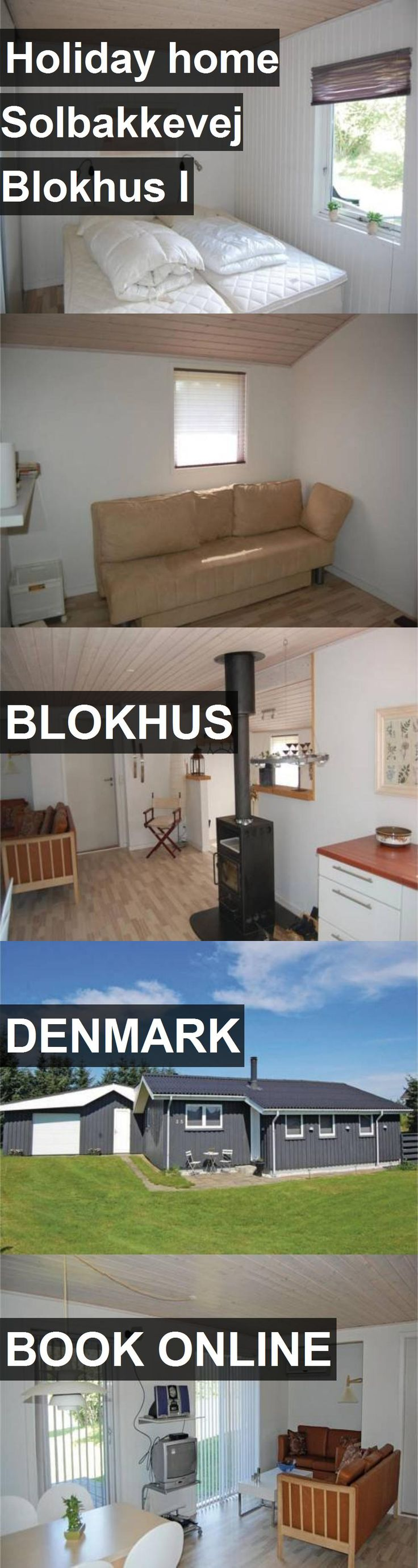 Hotel Holiday home Solbakkevej Blokhus I in Blokhus, Denmark. For more information, photos, reviews and best prices please follow the link. #Denmark #Blokhus #hotel #travel #vacation