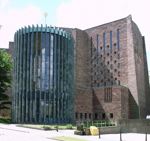 Basil Spence: Chapel of Christ the Servant, Coventry Cathedral