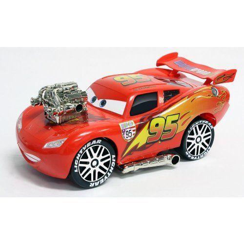 Disney Pixar's Cars 2 Deluxe Ridemakerz Customization Kit