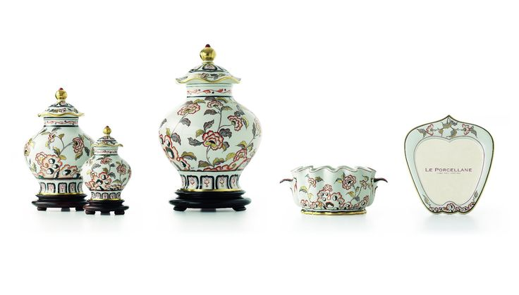 Fiori Cinesi | Le Porcellane