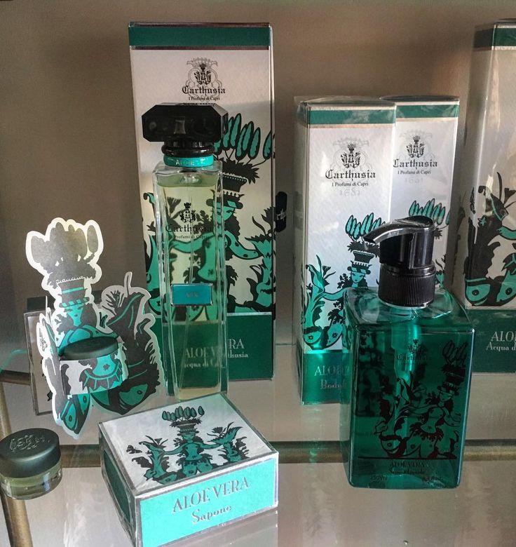 #aloevera #aloe #carthusia #rosinaperfumery #nicheperfumery #nicheperfumes #perfume #perfumerygreece #highend #luxury #address #giannitsopoulou6 #glyfada #athens #greece #shoponline : www.rosinaperfumery.com