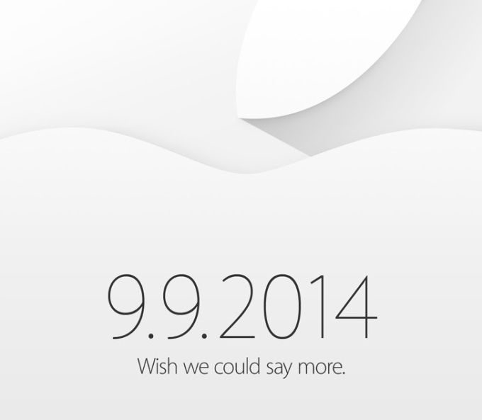 Apple Issues Media Invitations for September 9 Event: 'Wish We Could Say More' - http://www.aivanet.com/2014/08/apple-issues-media-invitations-for-september-9-event-wish-we-could-say-more/