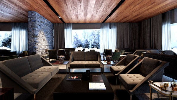 Zhero ischgl kappl kappl austria hotel interior for Design hotel ischgl