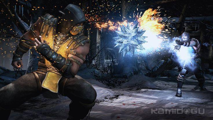 Mortal Kombat X Raiden Wallpaper