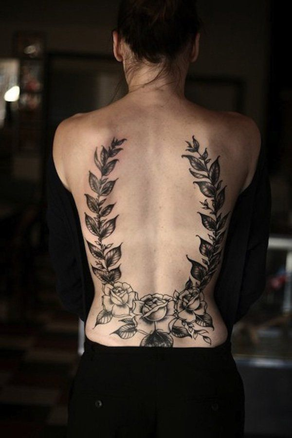 60+ Low Back Tattoos for women  <3 <3