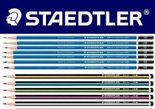 STAEDTLER Pensil Terbaik Untuk Anak | OLD NEWSPAPER