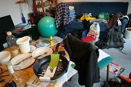 Decluttering – Where To Start?!?!  ||  Clutter can be overwhelming. Really overwhelming. Where do we begin when all we can see is chaos and stuff? I will confess right here to being one of those people who used to start to declutter everywhere, all at once – and expect to finish it in a day. Read more... http://mendingthenest.com/decluttering-where-to-start/