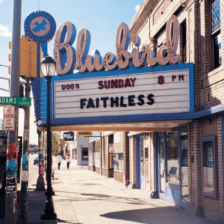 Sunday 8PM - Faithless