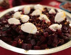 Nurselin Mutfağı Pancar Salatası Tarifi