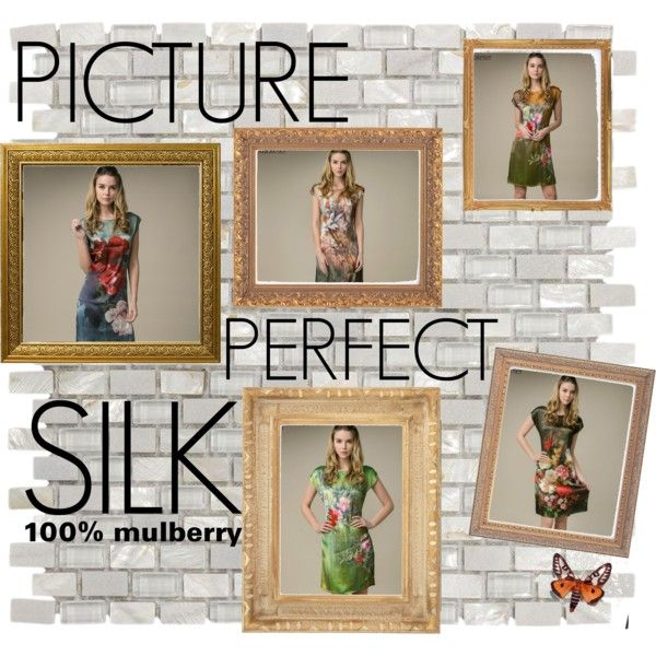 Picture Perfect Silk at GoJoMi by goggijollimilki on Polyvore featuring WALL