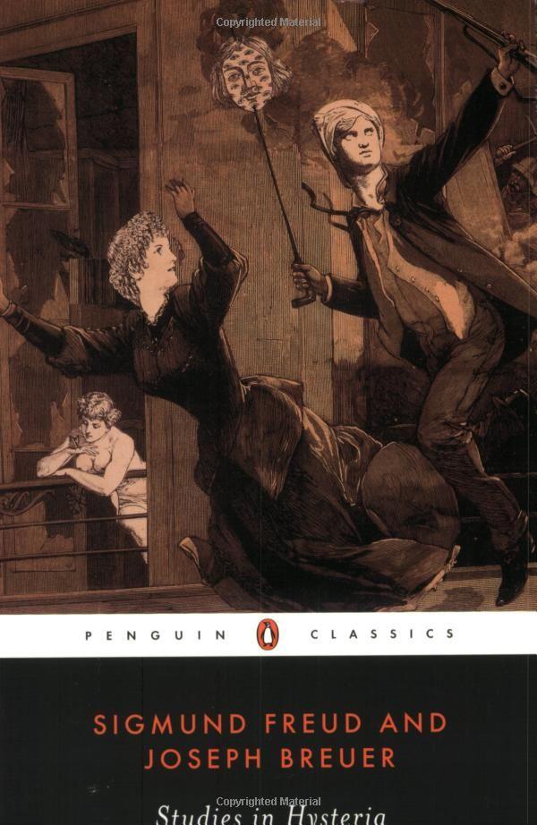 "Sigmund Freud and Josef Breuer: ""Studies in Hysteria"""
