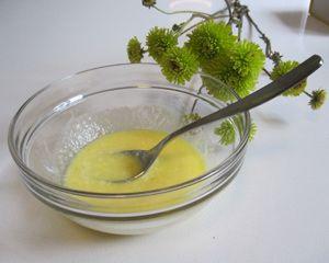 RajskieSpa: Regenerująca maseczka do włosów z olejkiem rycynowym
