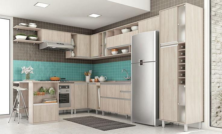 Cozinha completa Henn é na Panorama Móveis! Confira: https://www.panoramamoveis.com.br/conjuntos/175/cozinha-completa-henn-linha-connect-373-x-234-m-simpla-bp