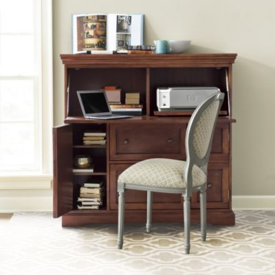 eastman secretary large - Ballard Design Desks